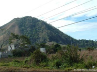 Volcán Cruz Quemada